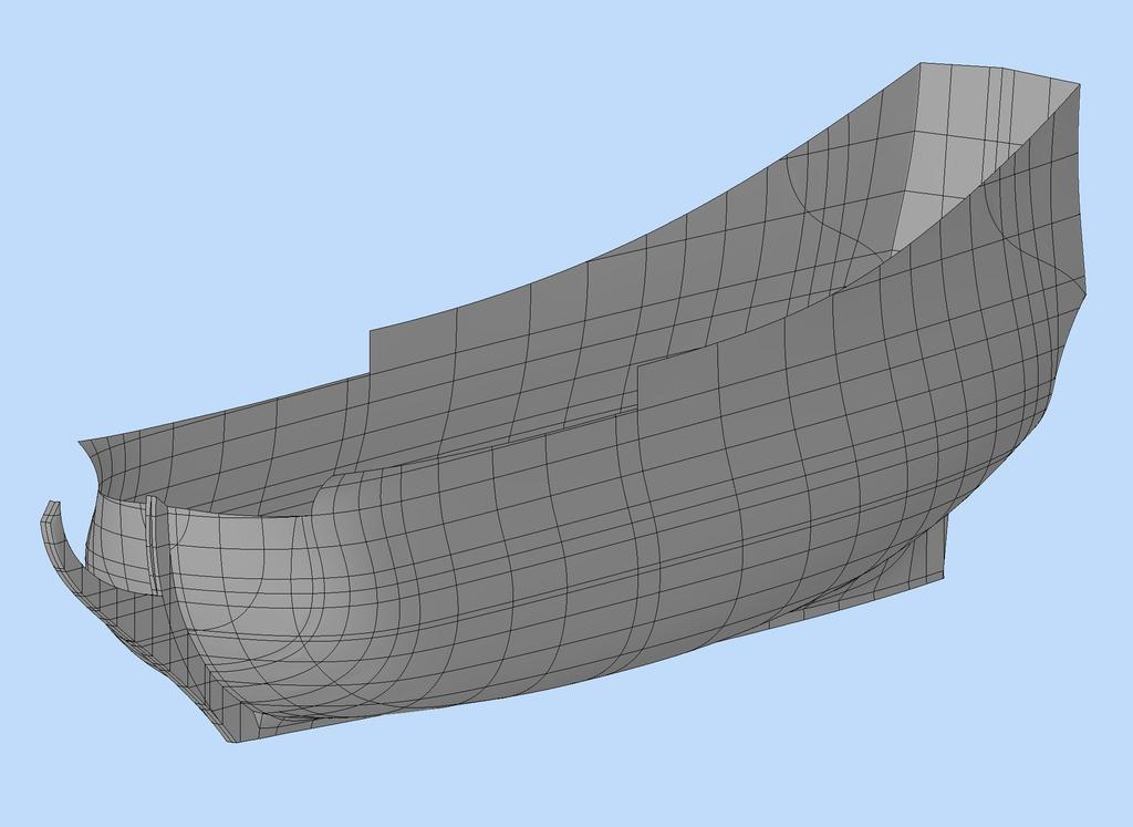 PIAS Manual: Photoship: measuring a ship hull by photogrammetry