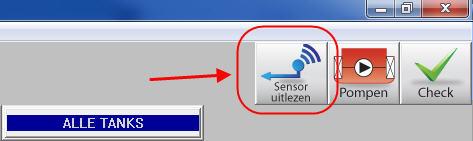 Knop sensor uitlezen